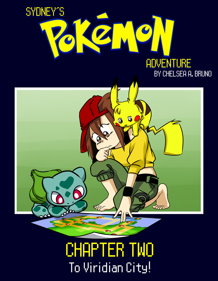 Chapter Two: To Viridian City!
