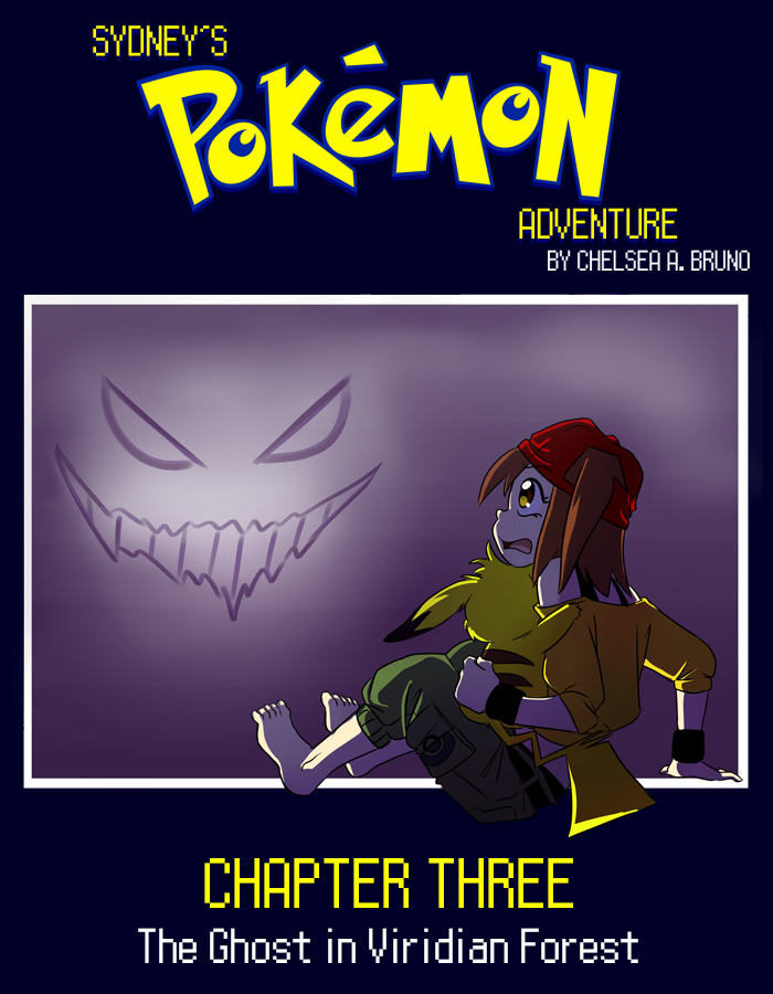 Chapter Three: The Ghost in Viridian Forest