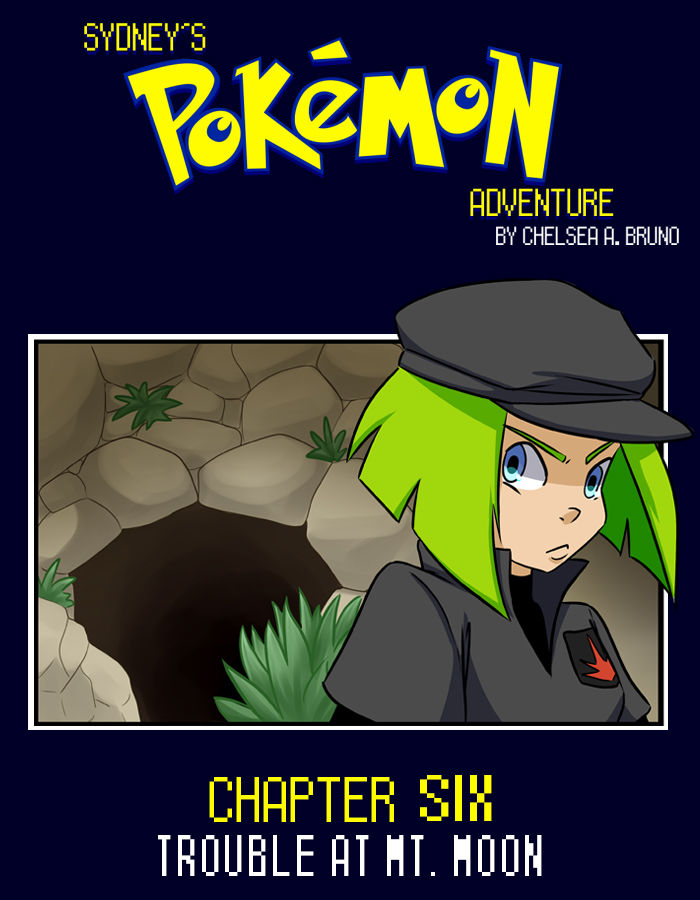Chapter Six: Trouble at Mt. Moon
