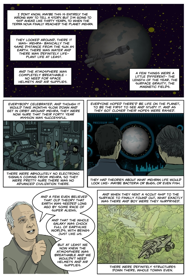 Tangled River Page 255