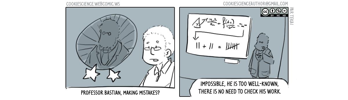 392 - Too big to fail professor