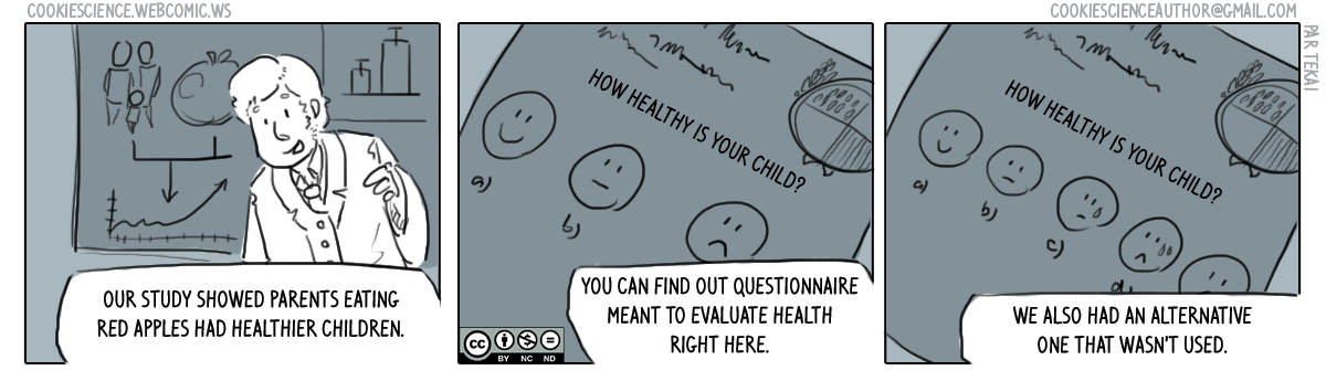 376 - What did you measure?