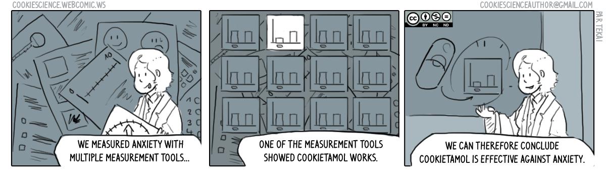 367 - Infinite number of measurement scales