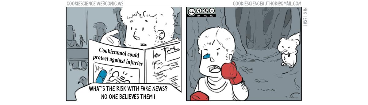 345 - Nobody believes in fake news