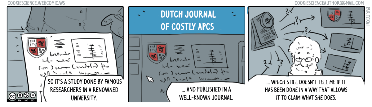 339 - A good study and/or a famous journal?