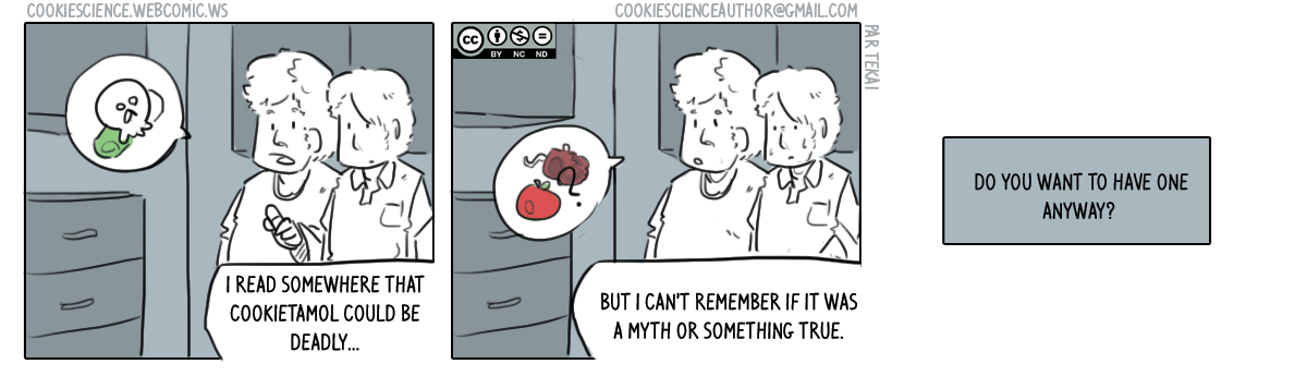 296 - Was it truth or myth?