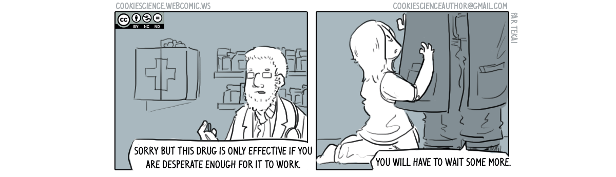 294 - Expectations made the medicine effective