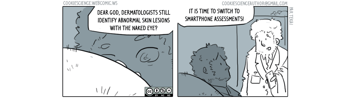 269 - Diagnosed by a smartphone