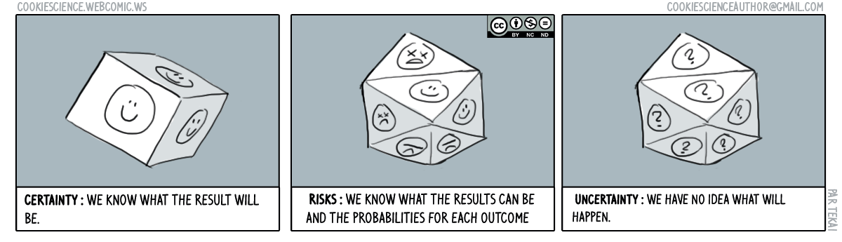 226 - Certainy, risks and uncertainty
