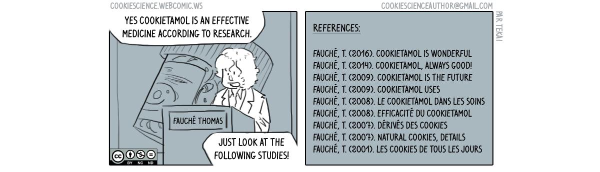 209 - Self-citations, cite thyself