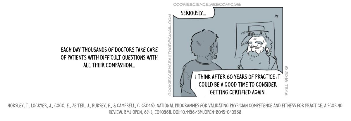 182 - Medical recertification