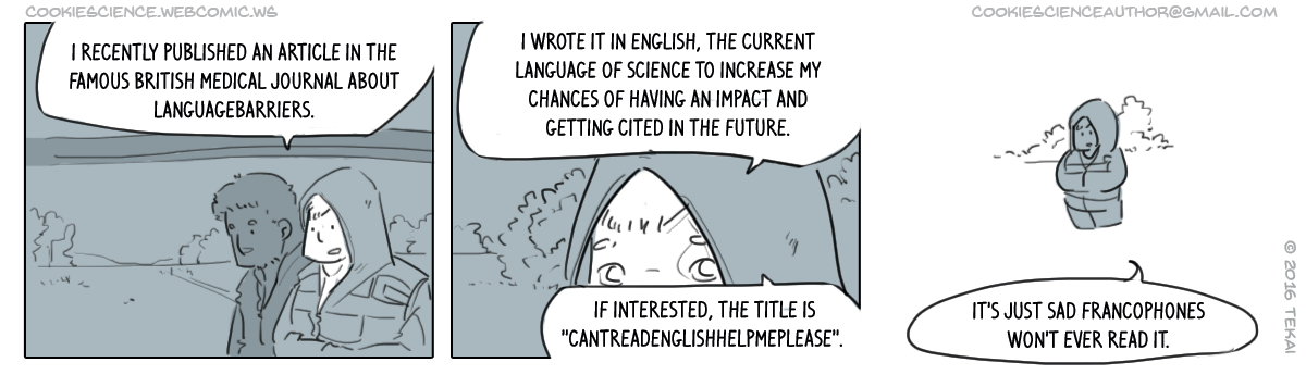 170 - Language barriers