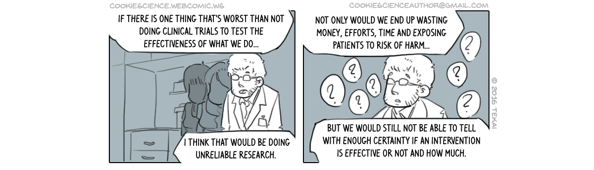 148 - Worst than no research