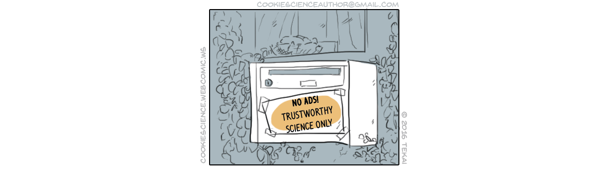 122 - Trustworthy science welcome