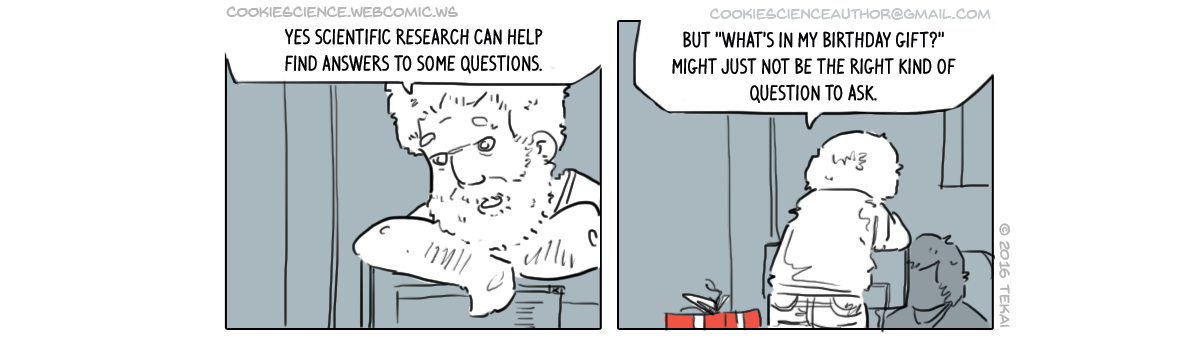 85 - Research is not meant for this question