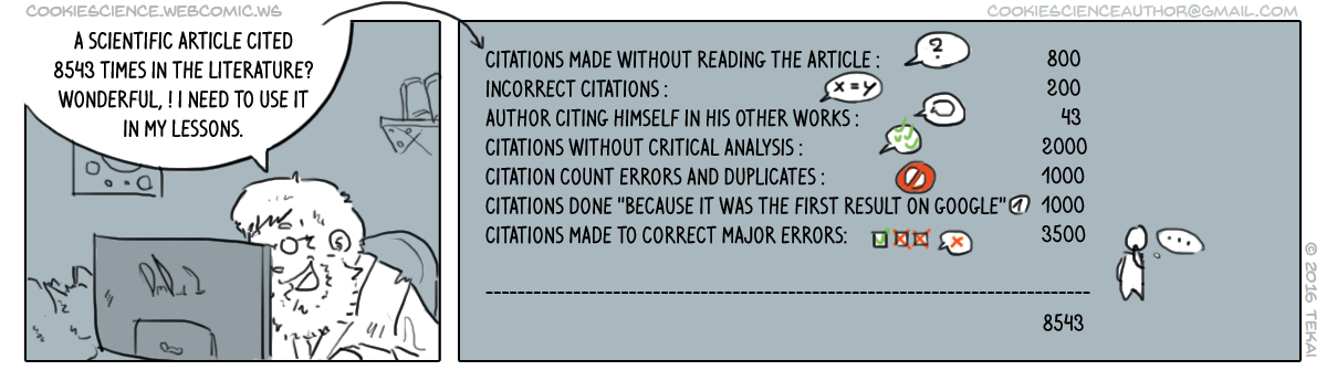 81 - Citation counts means anything