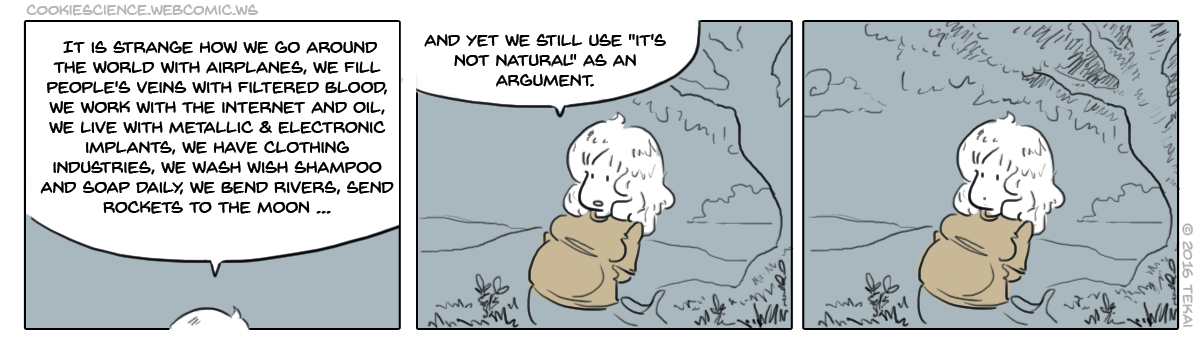75 - But what is natural?
