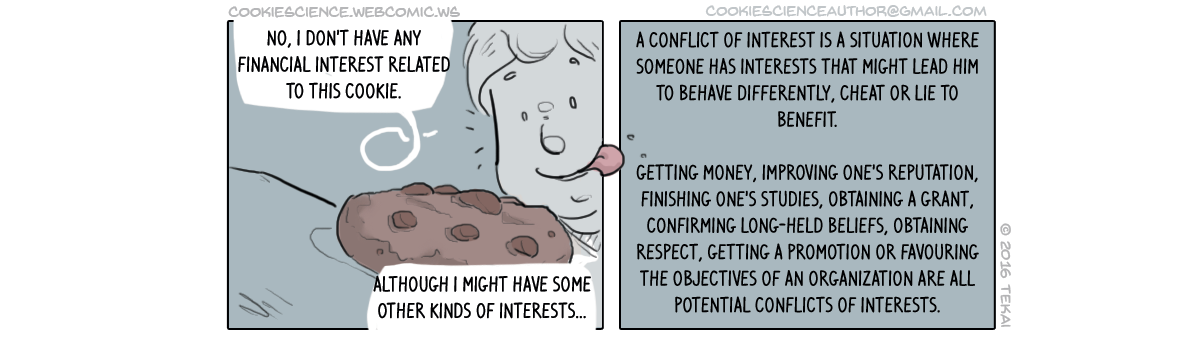 72 - Conflicts of interests