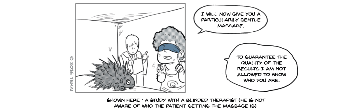 38 - Blinding therapists