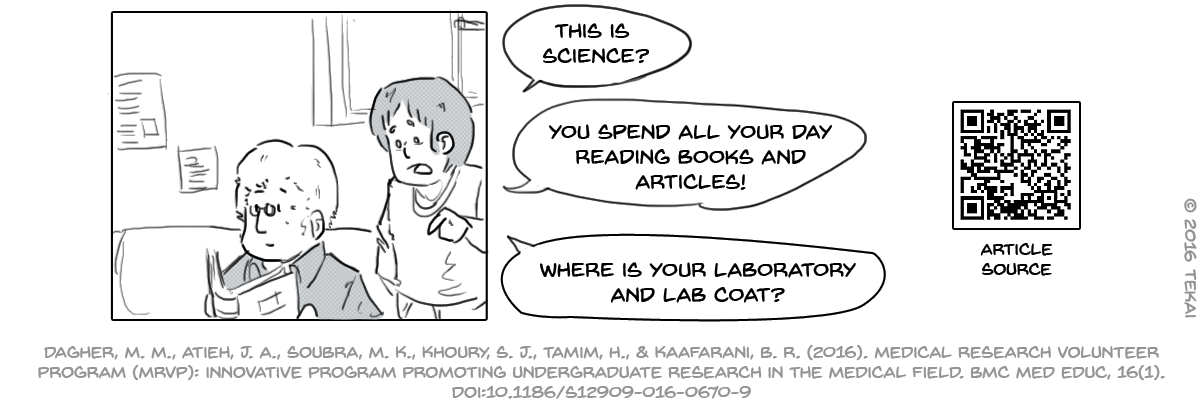 24 - Not all research happens in a lab