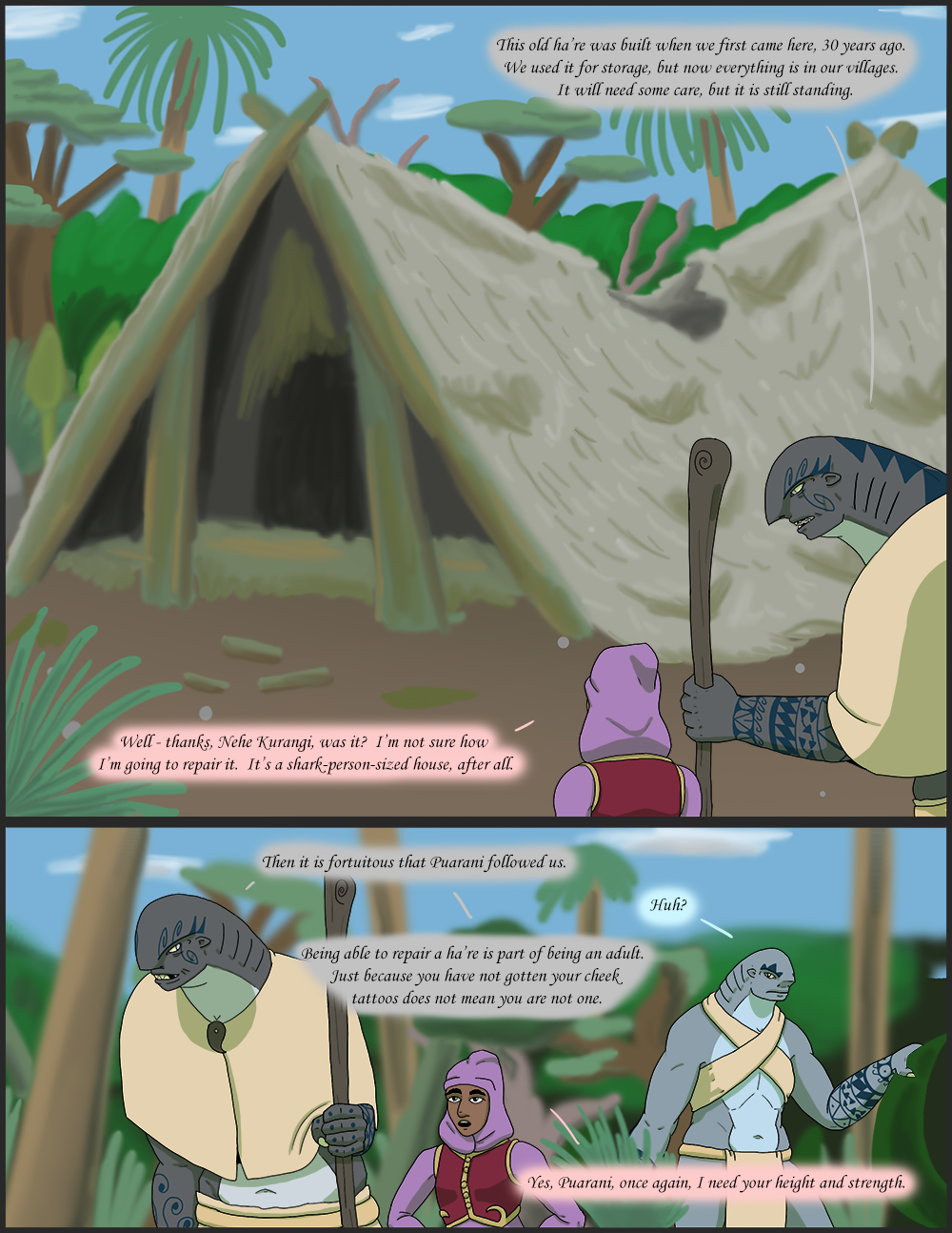 The Wide Ocean - Page 147