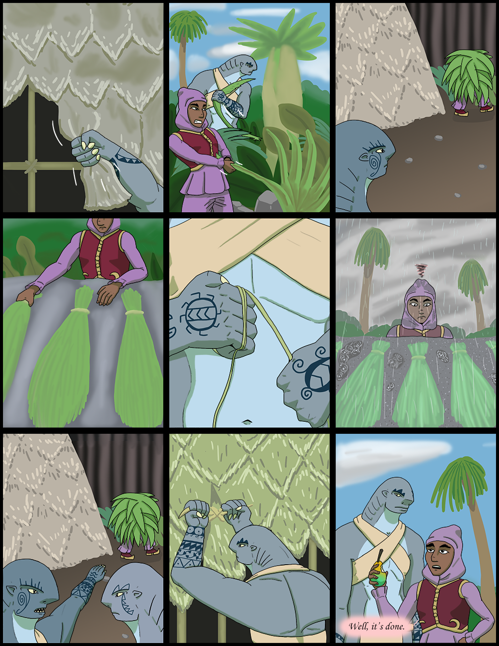 The Wide Ocean - Page 148