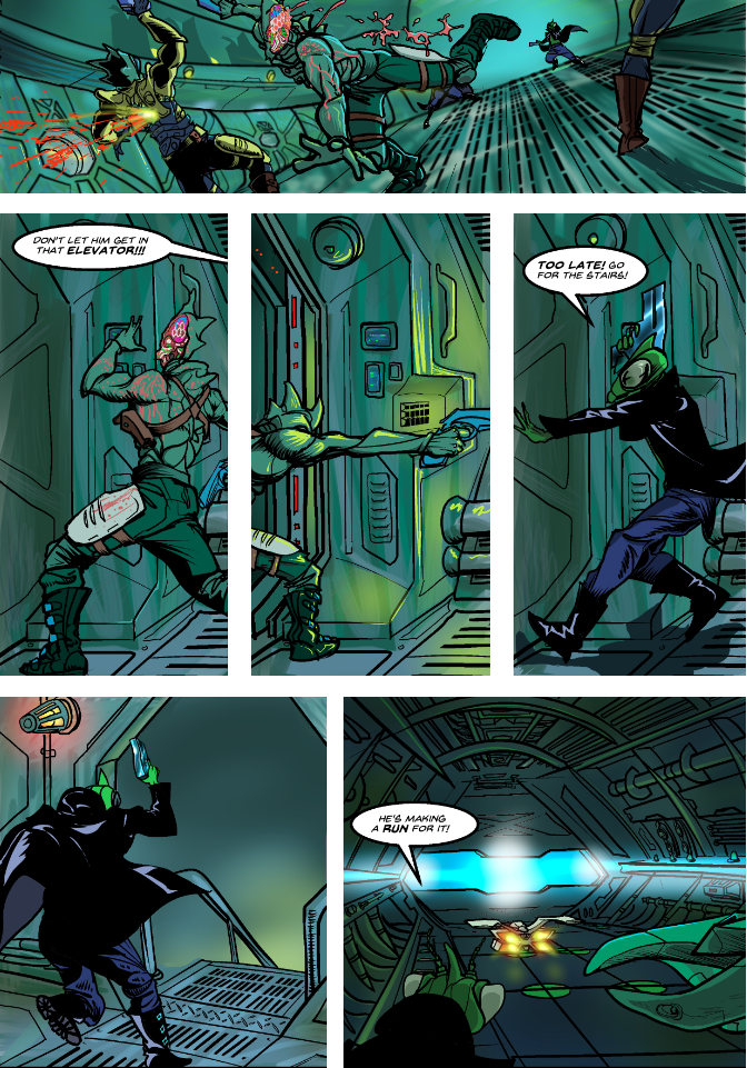 Prince of the Astral Kingdom chapter 2 pg 11