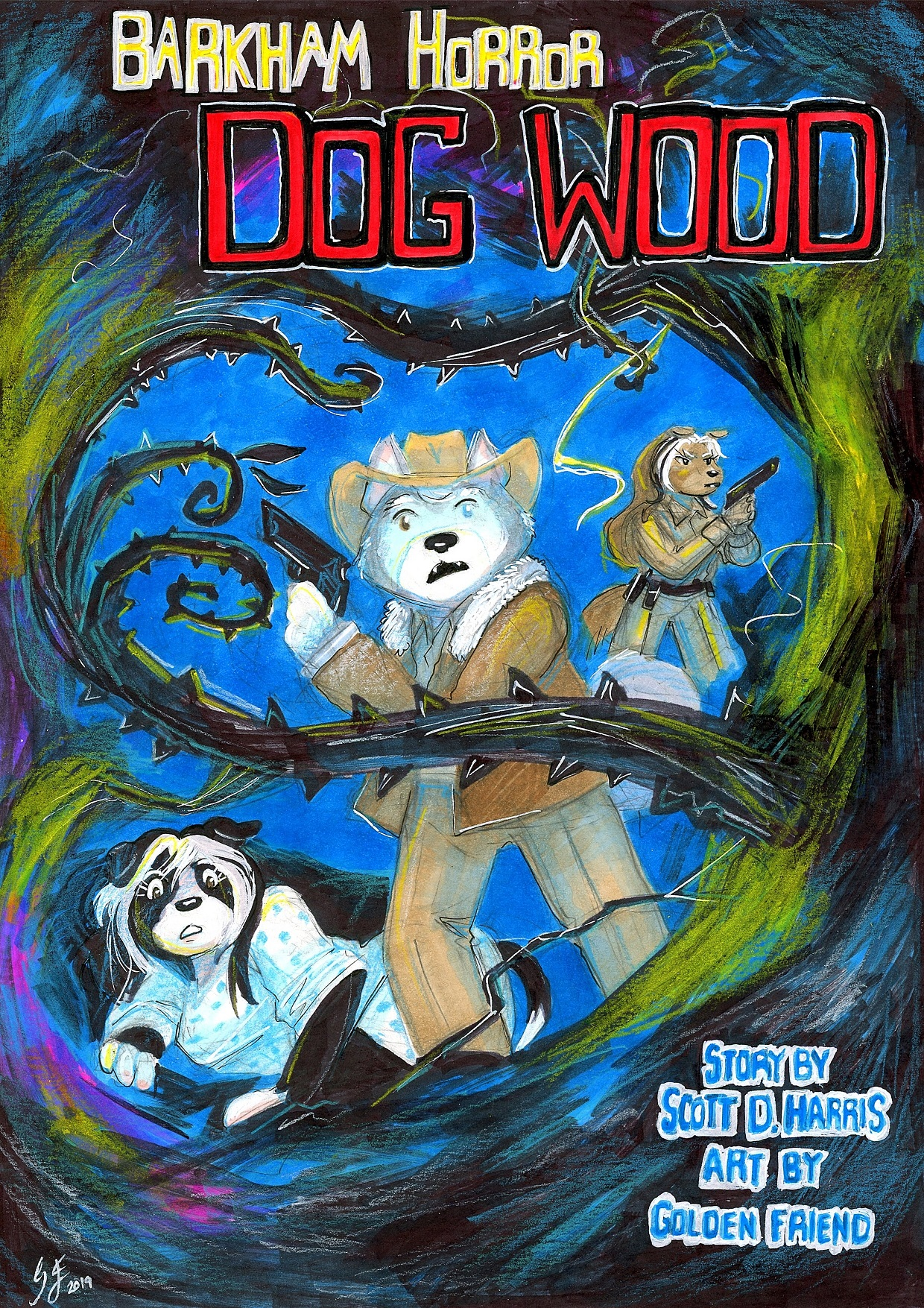 Chapter 2: Dog Wood