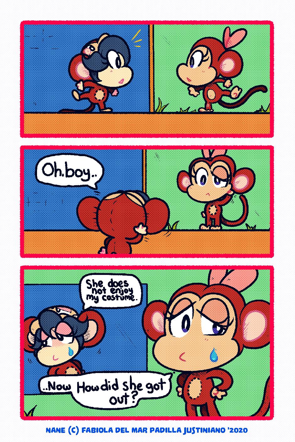 Monkey Mimic