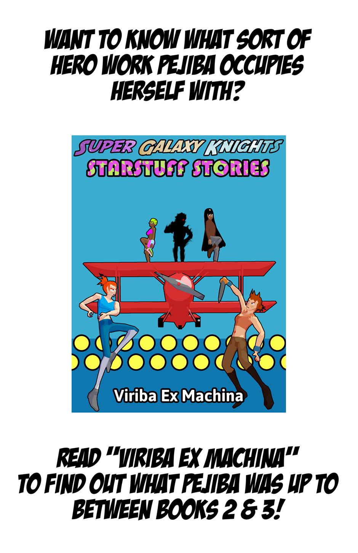 Starstuff Stories - Viriba Ex Machina