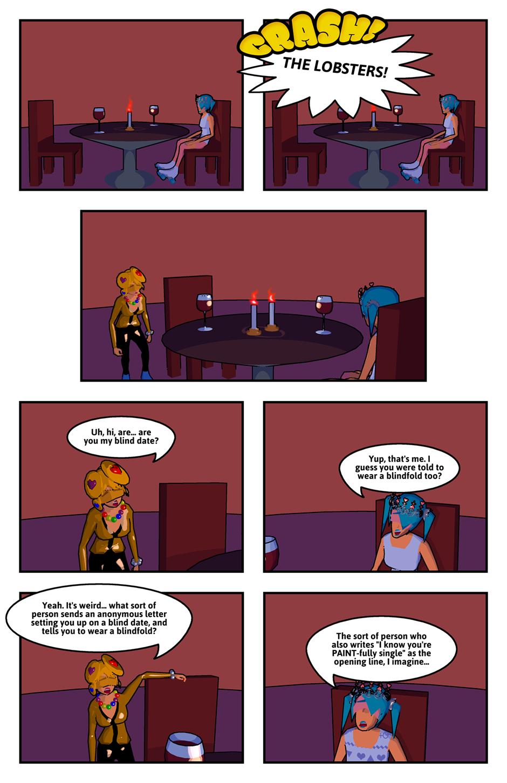 2020 Shipping Contest Bonus Comic - Page 1