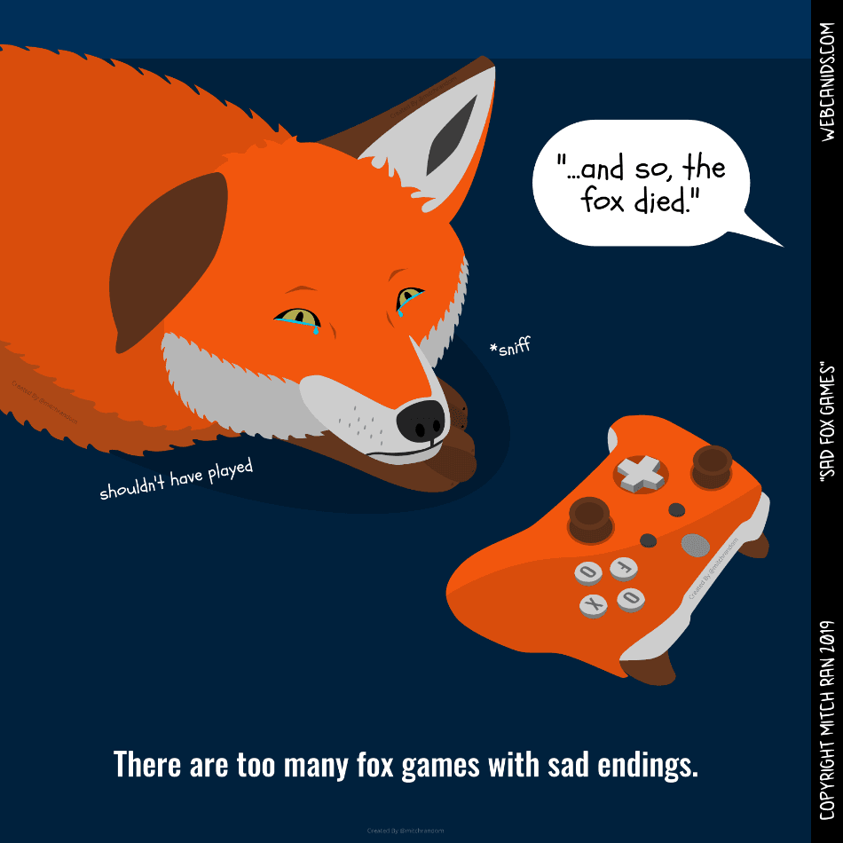 Sad Fox Games