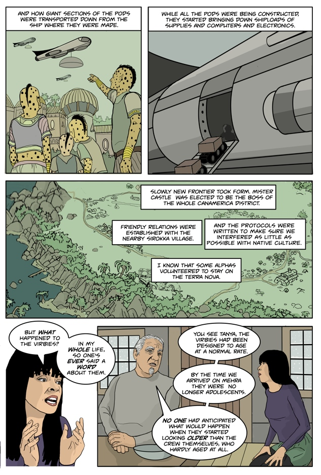 Tangled River Page 257