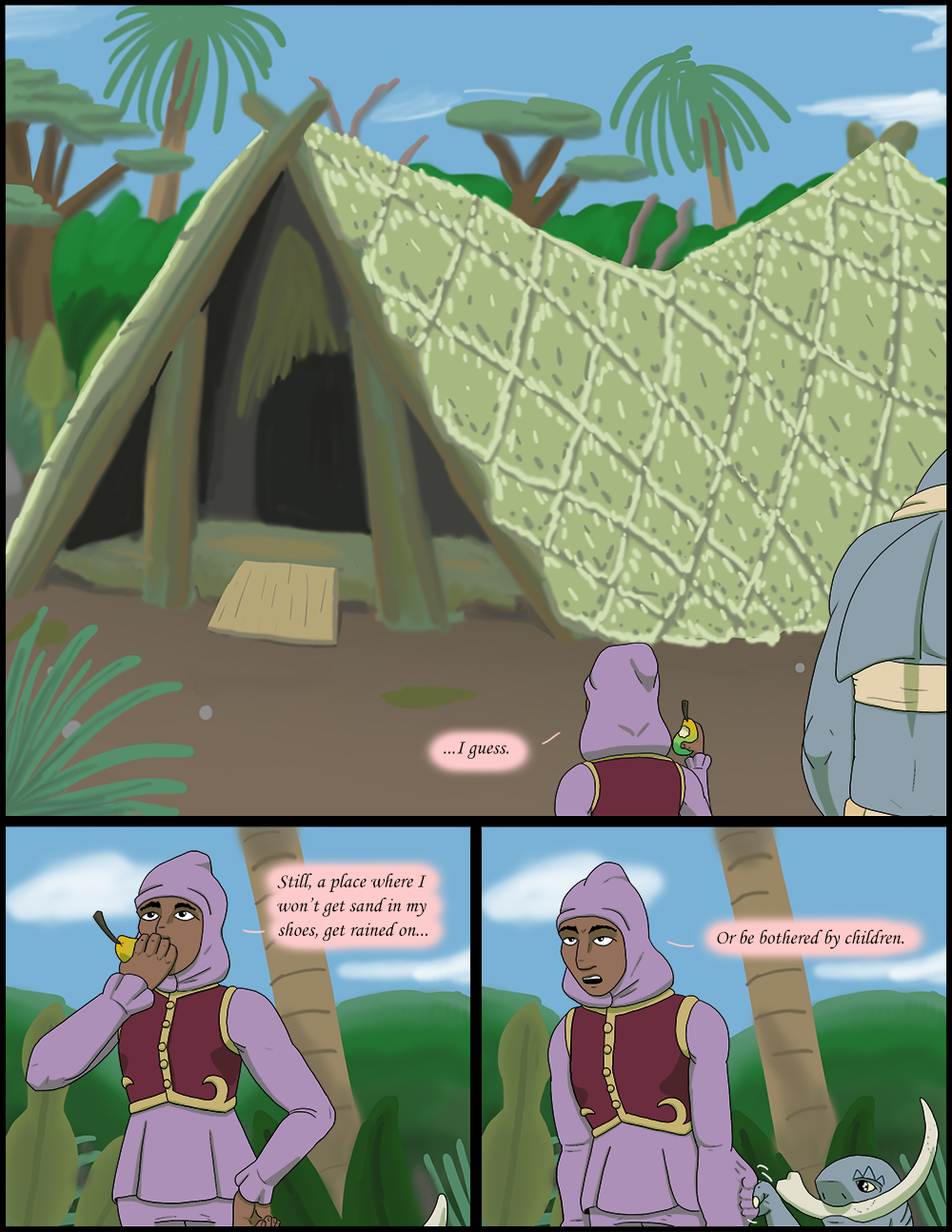 The Wide Ocean - Page 149