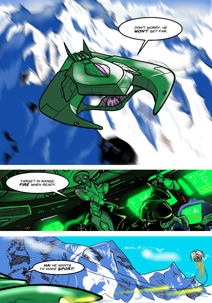 prince of the Astral Kingdom chapter 2 pg 13