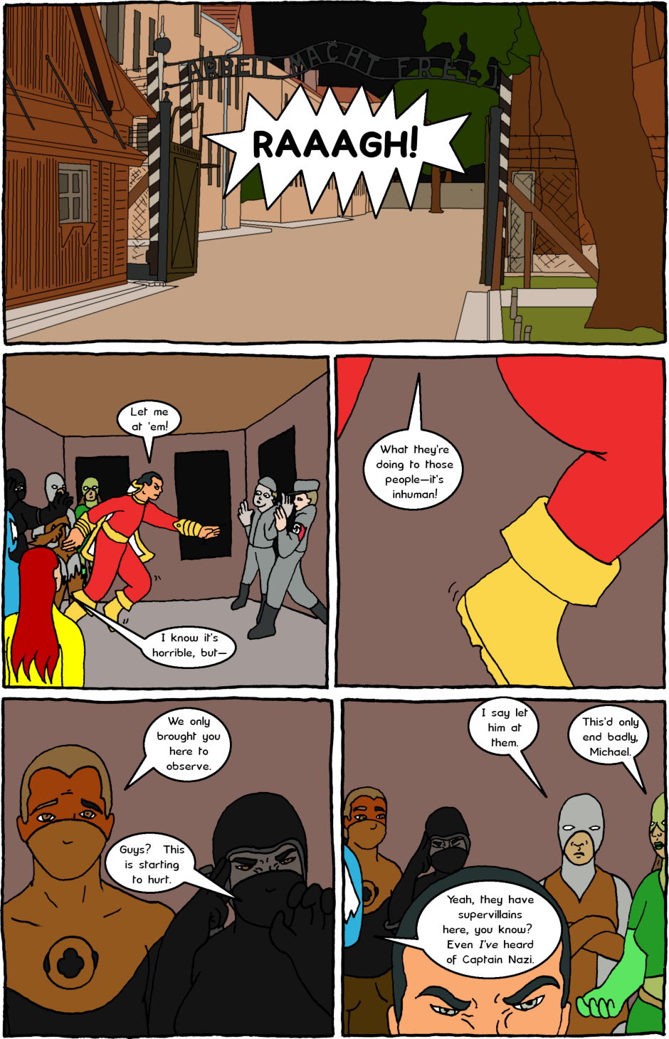 Page 1: issue 13 - Revelation of Atrocities