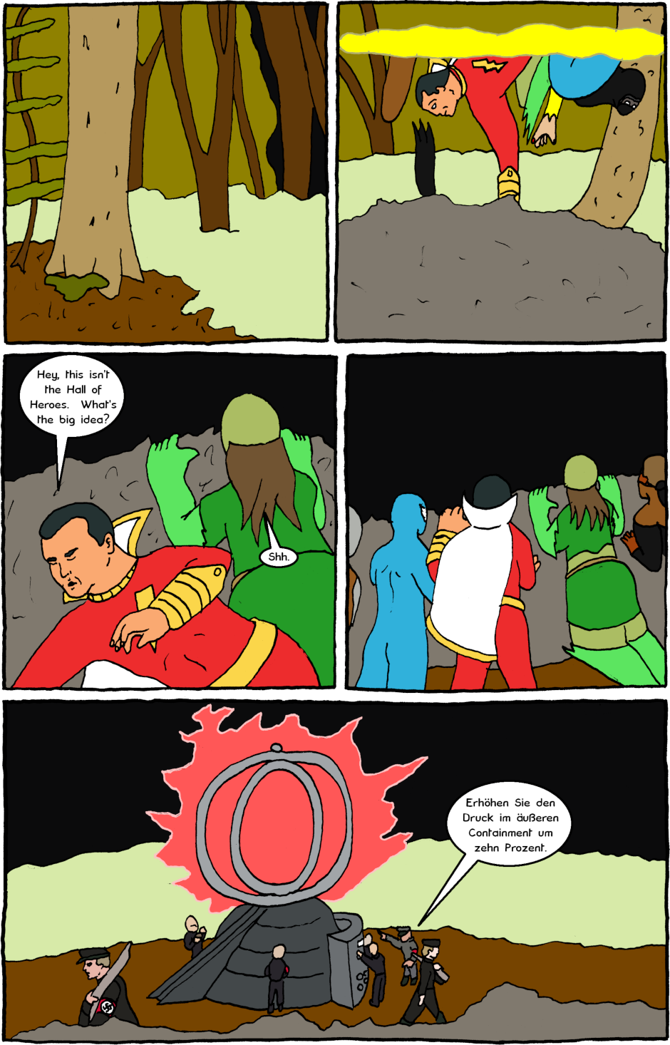 Page 4: issue 13 - Revelation of Atrocities
