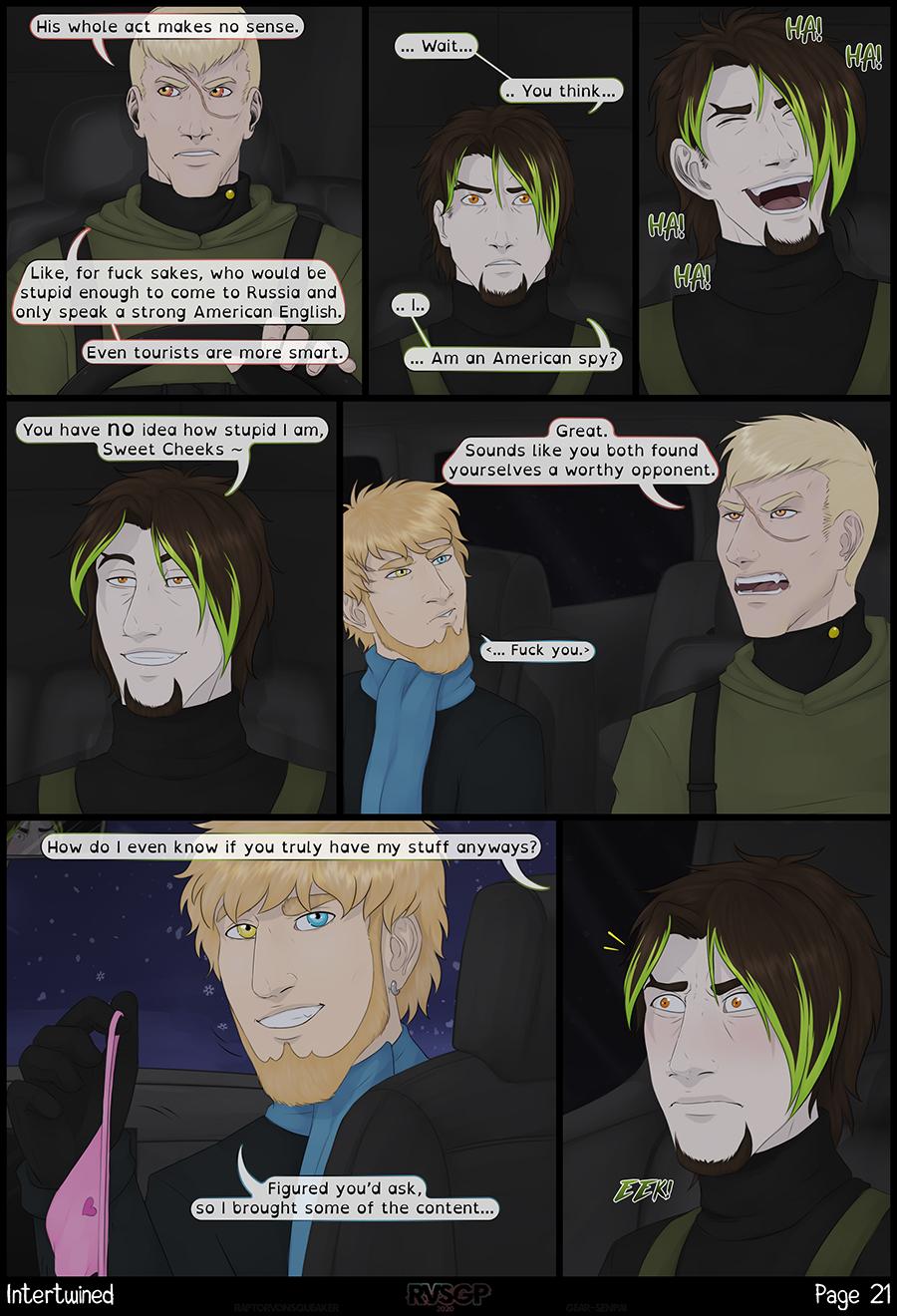 Page 21 - You have no idea.