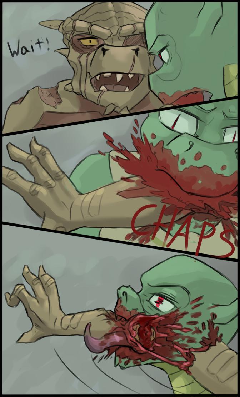 03-23 Savage lizard