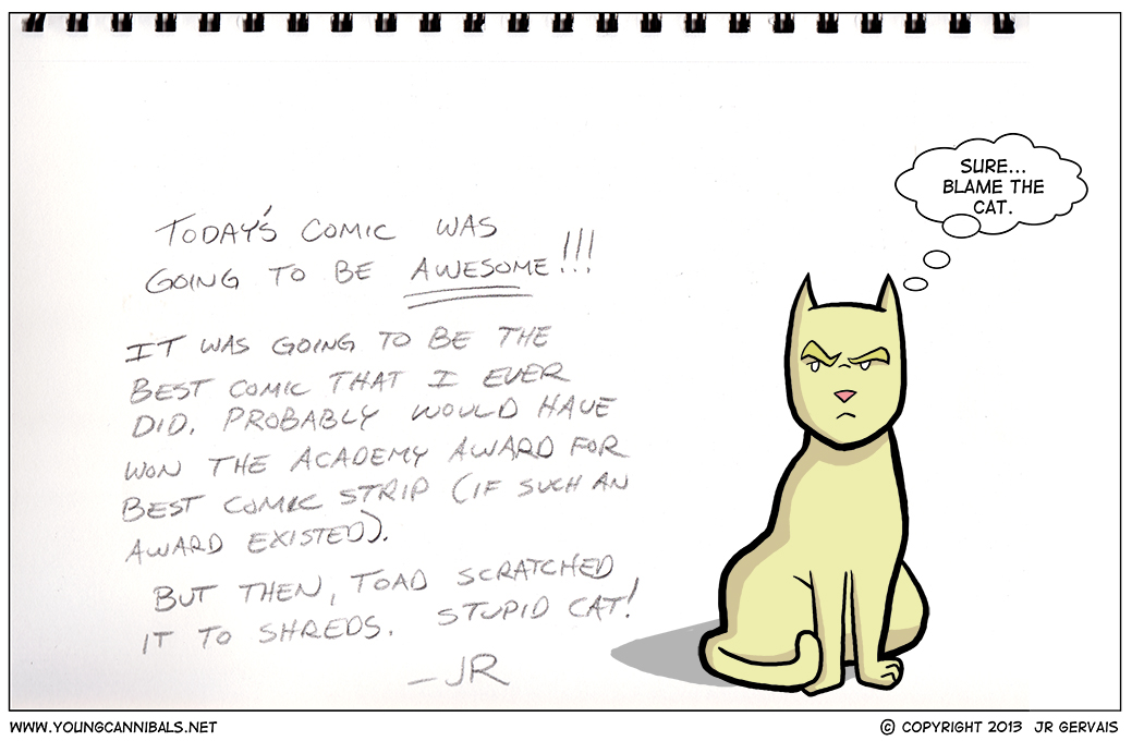 Today's Comic