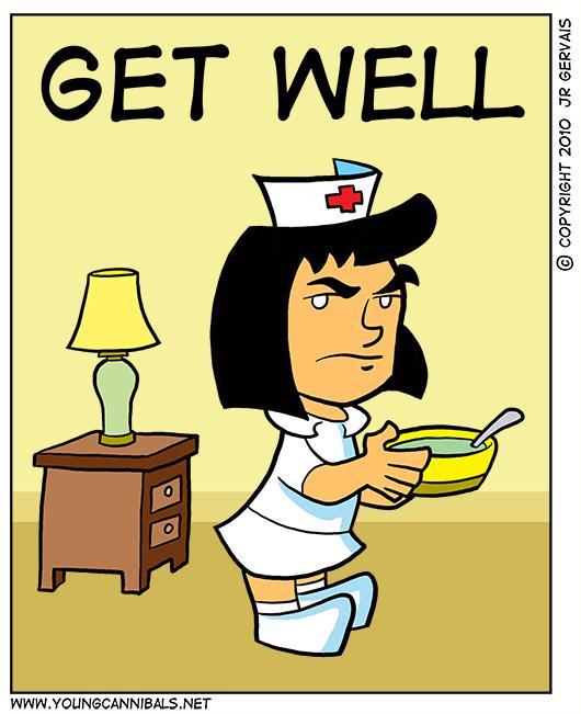 Nurse Violet