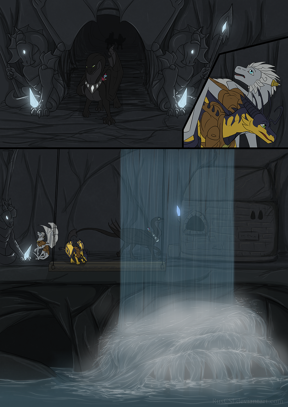 The Isle - page 22