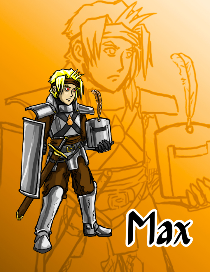 Chapter 1 Max