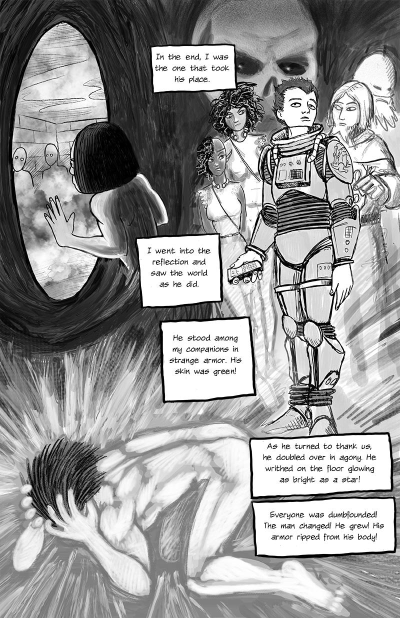 Corran Keep, Part 6