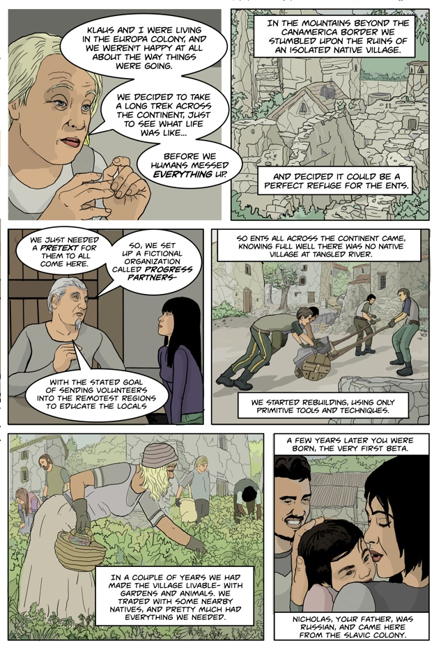 Tangled River Page 260