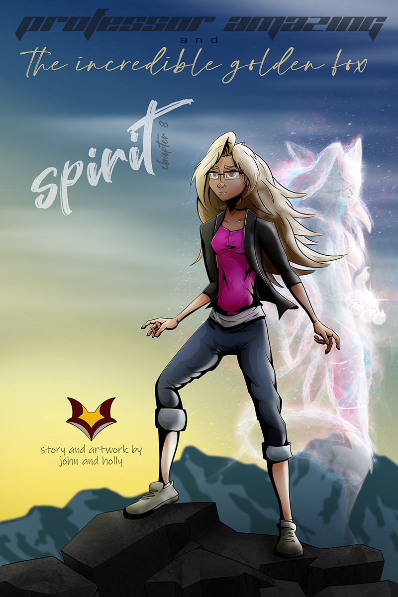 Spirit - cover
