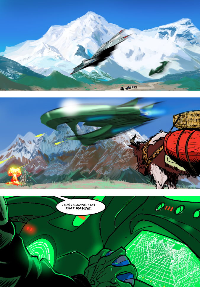 Prince of the Astral Kingdom chapter 2 pg 15