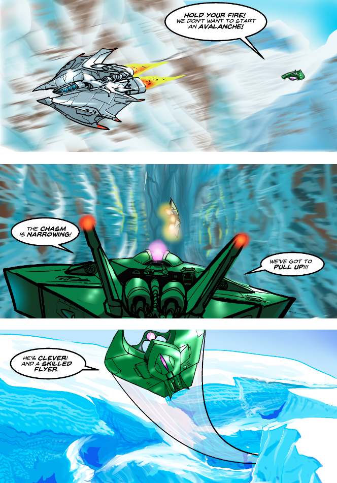 Prince of the Astral Kingdom chapter 2 pg 16