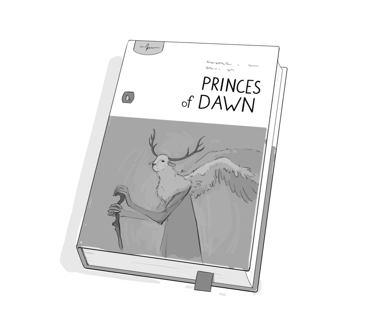 Capeworld Stories Updates--The Kamalani and Princes of Dawn
