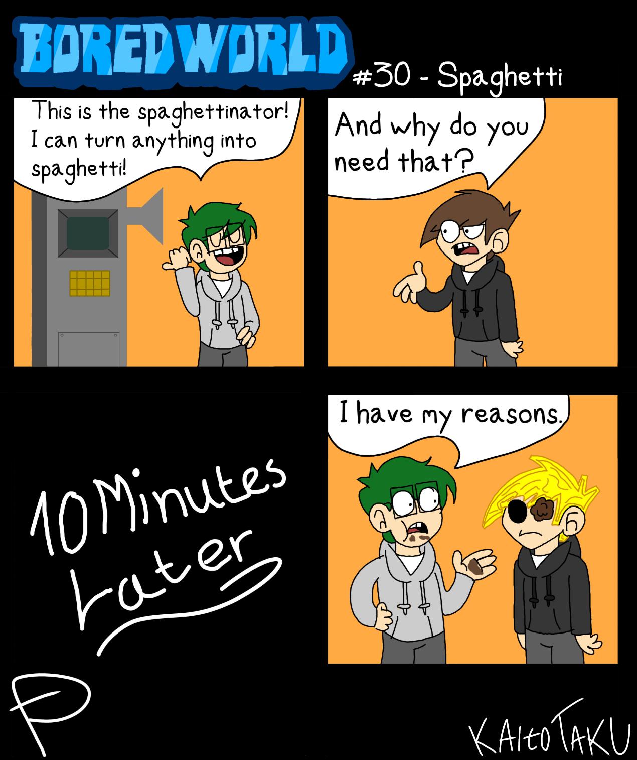 Spaghetti (guest comic)